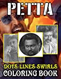 Petta Dots Lines Swirls Coloring Book: Collection Activity New Kind Books For Adults