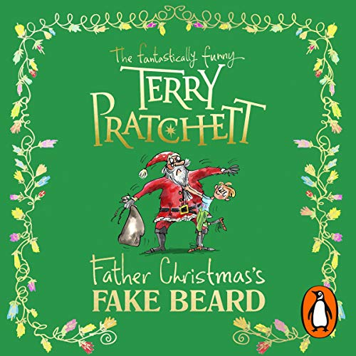 Father Christmas's Fake Beard cover art