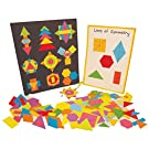 Springboard 10284 Pre-Cut Geometric Paper Shapes (Pack of 250)