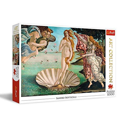 Trefl, Puzzle, Die Geburt der Venus, Sandro Botticelli, 1000 Teile, Art Collection, ab 12 Jahren
