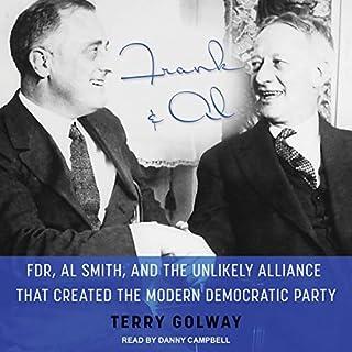 Frank and Al audiobook cover art