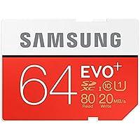 Samsung MB-SC64D/AM 64GB UHS-I / Class 10 SDXC Memory Card