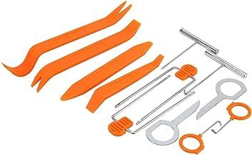 Herramientas mantenimiento automóviles 12 en 1 sistema de audio del coche panel de la puerta del tablero de instrumentos Herramientas for la remoción Desmontaje Kit, for el coche, etc.