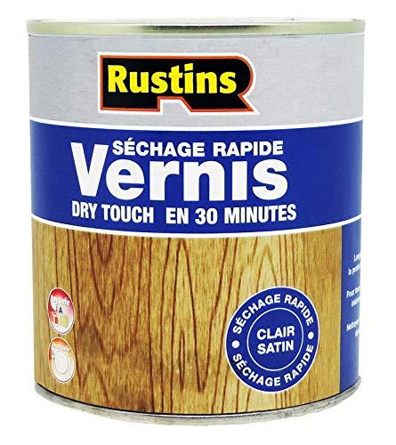 Rustins Quick Dry satijnen lak 500 ml helder