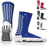 LUX Antideslizante Calcetines De Fútbol, Non Slip calcetines de deporte, almohadillas de goma, Trusox/tocksox Style, Top Calidad
