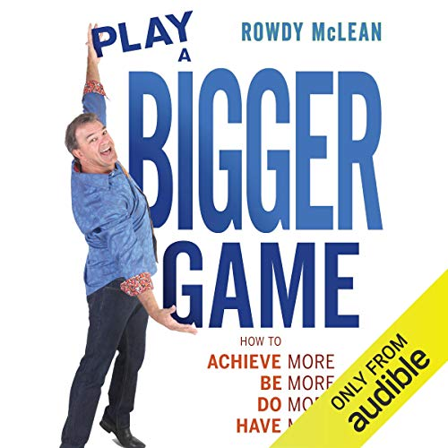 Play a Bigger Game! cover art