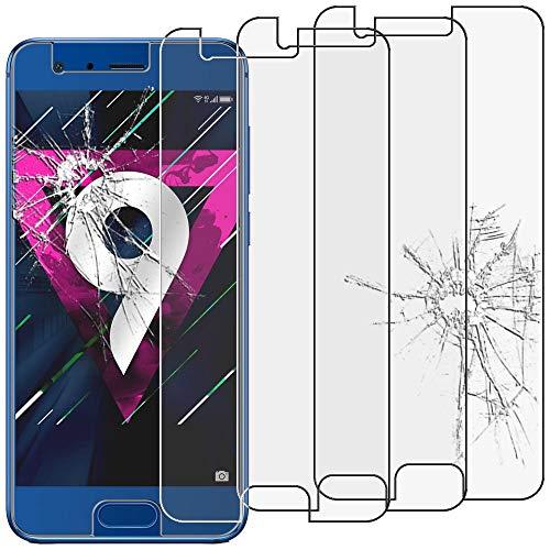 ebestStar - [Lote x3 Cristal Templado Compatible con Huawei Honor 9 Protector...