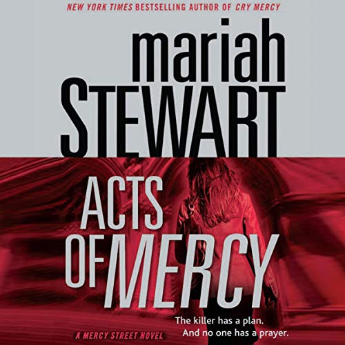 Acts of Mercy audiobook cover art