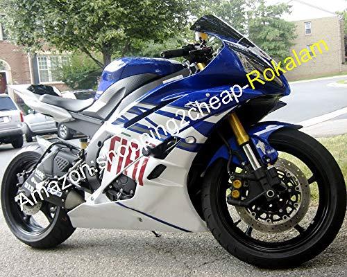kit de carrosserie pour 2006 2007 yzf 600 R6 yzfr6 06 07 (Moulage par Injection)