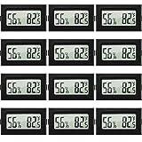 Best Hygrometers - Mini Hygrometer Thermometer Digital Fahrenheit Temperature Humidity Meter Review