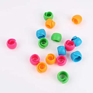 Miamay Thread Spool Huggers Savers Avoid Loose Ends or Thread Tails Prevent Thread Tails from Unwinding No Loose Ends for ...