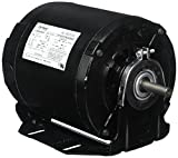1/4hp 1725RPM 48/56Frame 115 volts Belt Drive Furnace Motor...