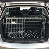 PET WORLD Volkswagon Golf MK 6 2008-2012 Dog Puppy Pet sloped Car travel training carrier crate, cage,