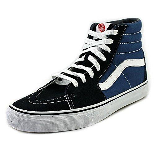Vans U Sk8-Hi Slim - Zapatillas deportivas unisex para adulto, Azul (azul marino), 43 EU