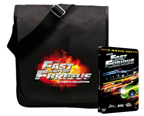 The Fast and the Furious 1-3 (Ultimate Collection Steelbook) (Mit Tasche)