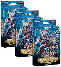 3 DECKS - Yugioh Link Strike 2017 Starter Decks 1st Edition English - 43 cards each
