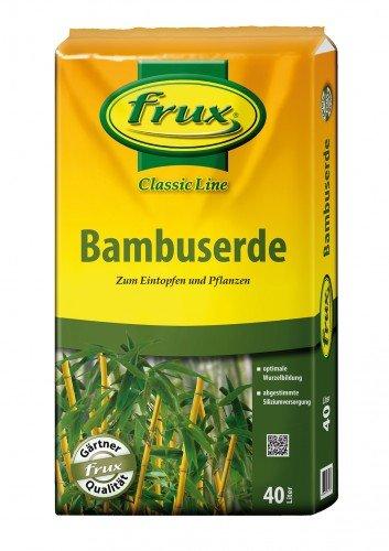 Preisvergleich Produktbild frux ClassicLine Bambuserde und Gräsererde,  40 L,  54 Sack