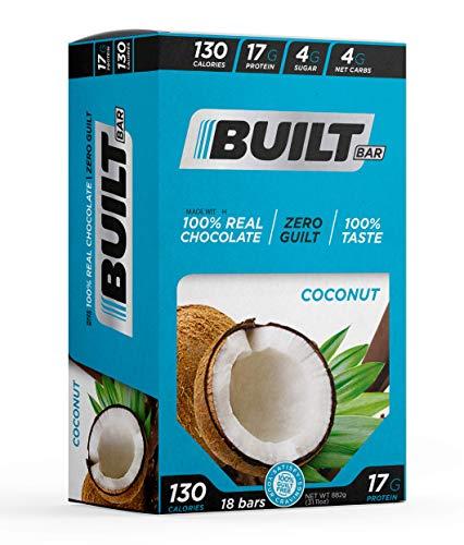 Built Bar Energy Bars
