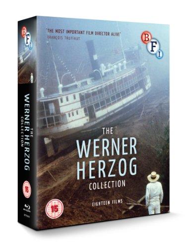 Werner Herzog Collection (8-Disc Blu-ray Box Set) [UK Import]