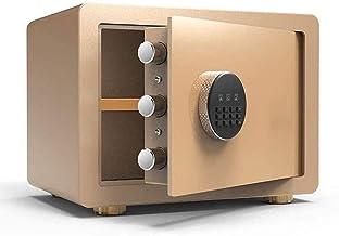 KDMB Anti-diefstal elektronische kluis kan worden vaste installatie -35x25x25cm elektronische kluisje