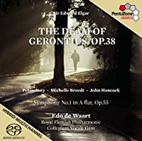 The dream of Gerontius Symphony no. 1 in A Flat, Op.55 by Royal Flemish Philharmonic (2013-09-24)