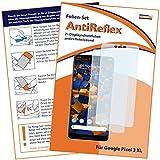 mumbi Schutzfolie kompatibel mit Google Pixel 3 XL Folie matt, Bildschirmschutzfolie (2X)