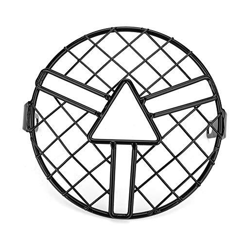 Outbit Scheinwerfergrill - Schutzgitter für Motorradscheinwerfergrill Schutzgitter für Scheinwerfergrill