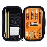 Best Handgun Cleaning Kits - Raiseek Handgun Cleaning kit .22.357.38 9mm.45 .40 Caliber Review