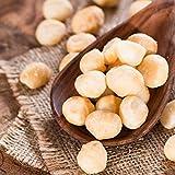 Macadamia | Macadamianüsse | Macadamia Nüsse | Macadamia Kerne | UNBEHANDELT | UNGESALZEN | UNGERÖSTET | Nüsse | Frischebeutel | ganz | Qualitätsware | 100% Natural | Vitalesia (1000g)