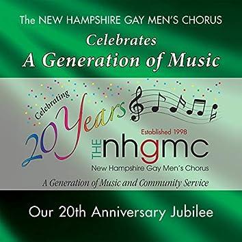Celebrates a Generation of Music