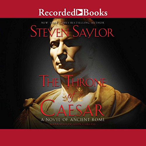 The Throne of Caesar audiobook cover art