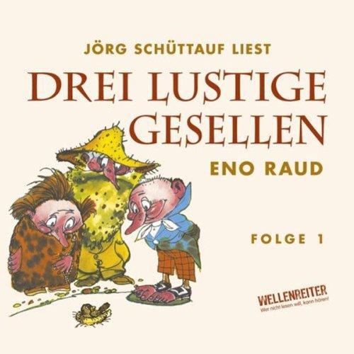 Drei lustige Gesellen 1 audiobook cover art