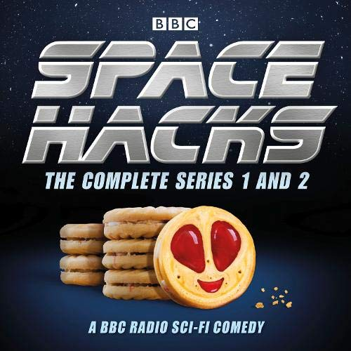 Space Hacks: The Complete Series 1 and 2 cover art