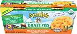 Annies Homegrown, Mac And Cheese Grassfed Micro Cup Organic, 2.01 Ounce (Pack of 2)