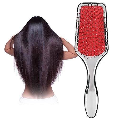 Cepillo para el cabello, peine antiestático para masaje del cuero cabelludo para reducir la rotura del cabello.
