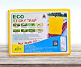 Glue Trap, Insect Pad, Insect Killer, Insect Repellent Yellow Sticky Trap