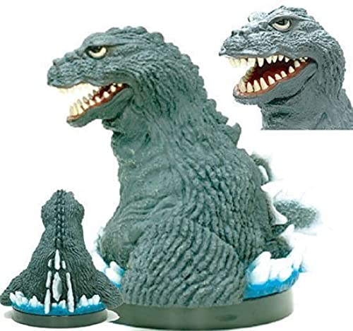 Bust accessory case King Kong VS Godzilla Godzilla Ver. (japan import)
