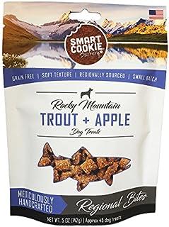 Smart Cookie Trout Treats Texture