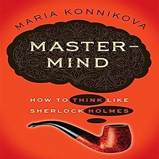 Mastermind audiobook cover art