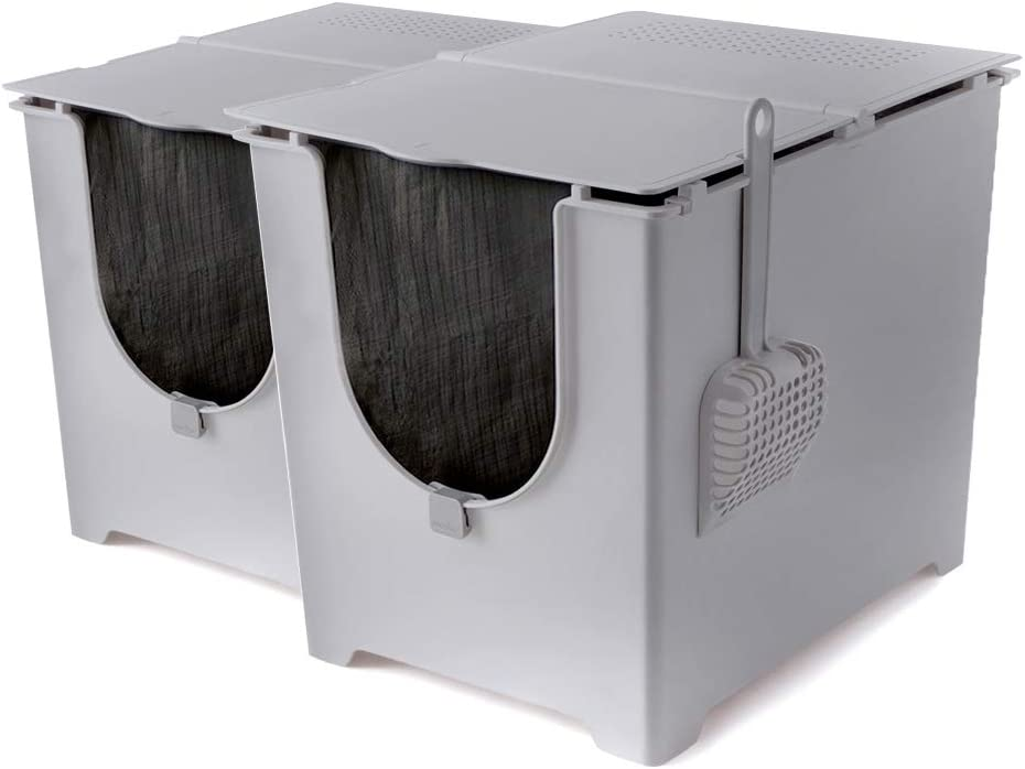 Modkat Flip Price reduction Litter Box Challenge the lowest price of Japan ☆ with Scoop Reusable Liner and