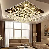 Las luces de techo modernas LED de iluminación Lámparas de Techo brillo Luminaria E27 lámpara de techo Iluminación para el hogar de la luminaria, de plata, de 1000 mm de diámetro