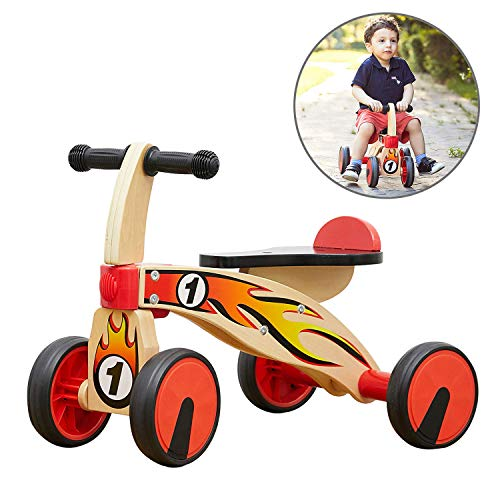 TOP BRIGHT Ride On Toys for 1 Year Old Boys and Girls,Baby Toys Scooter 1 Year Old