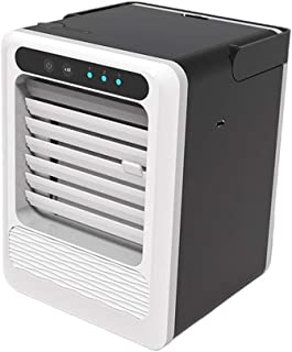 CONDIZIONATORE PORTATILE MINI VENTOLA ESTATE RAFFREDDAMENTO AC USB palmare personale