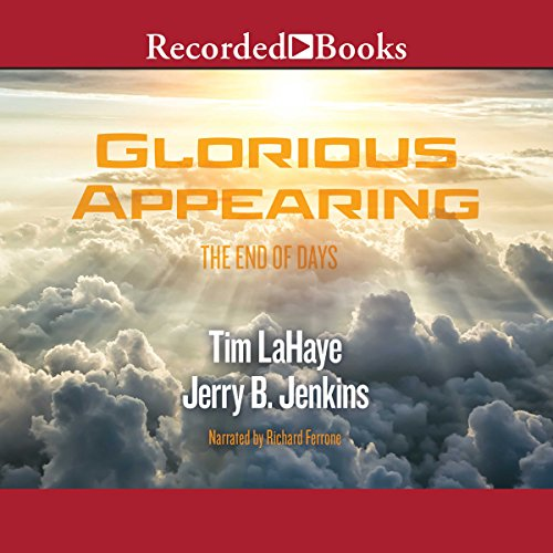 Couverture de Glorious Appearing