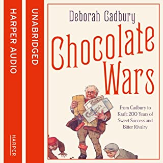 Chocolate Wars cover art