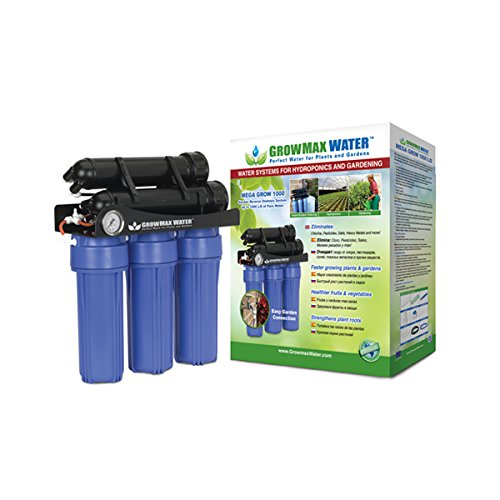 Weedness Sistema de ósmosis inversa Power Grow 500 - Sistema de ósmosis...
