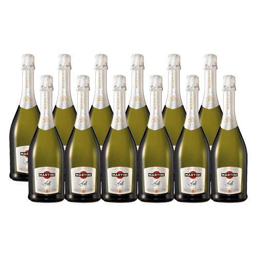 Martini Asti - Schaumwein- 12 Flaschen