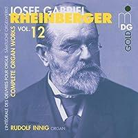 Complete Organ Works Vol. 12