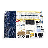 Dual Channel Amplifier Board DIY Kit for 2pcs L10...