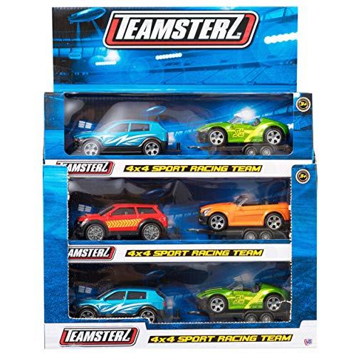 Teamsterz 1416213//Échelle 1 Lot de 10 64/Street Machines de Voiture